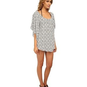 Eberjey beach coverup size small